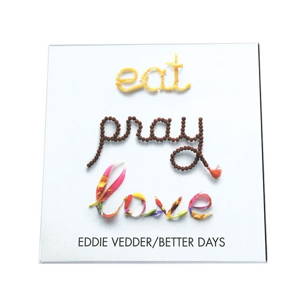 "Eddie Vedder - Better Days - 7"" Single"